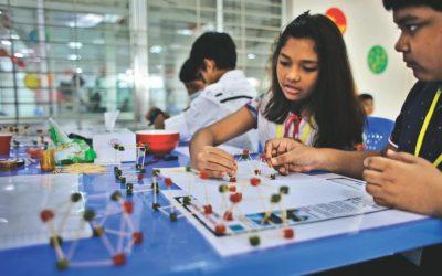 エンジニアリングに対する子どもの関心の生成