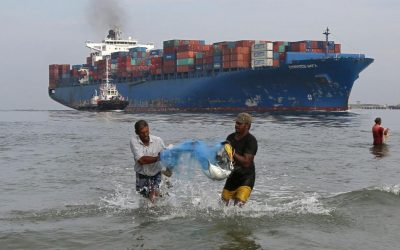 インドの貿易赤字は5年ぶりの高水準に