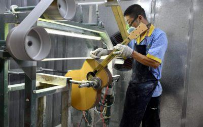 中国の経済成長は第2四半期にやや低下した