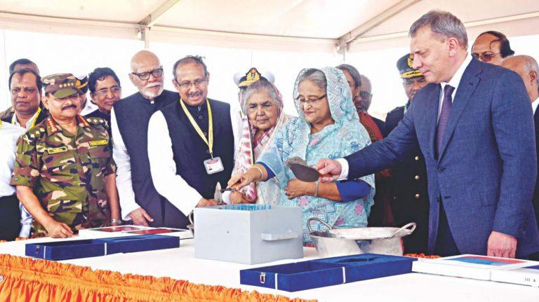 Rooppur発電所:安全上の懸念なし