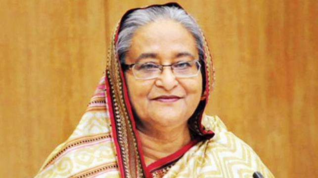 首相、ネパール到着   バングラ...