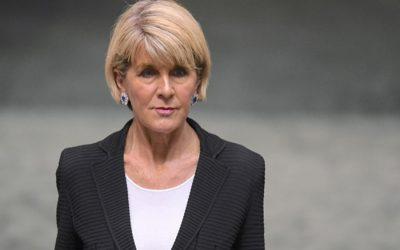 オーストラリアの外相、指導部の変更後に辞任