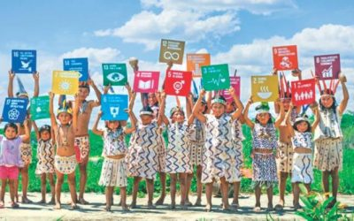 SDGs:3年後、私たちはどこに立っていますか?