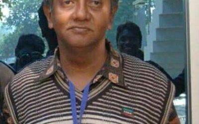 ジャーナリスト、モスタク・アーメド
