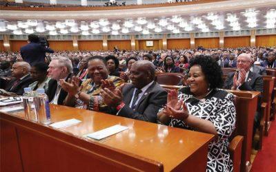 持続的発展のための中国 – アフリカ協力