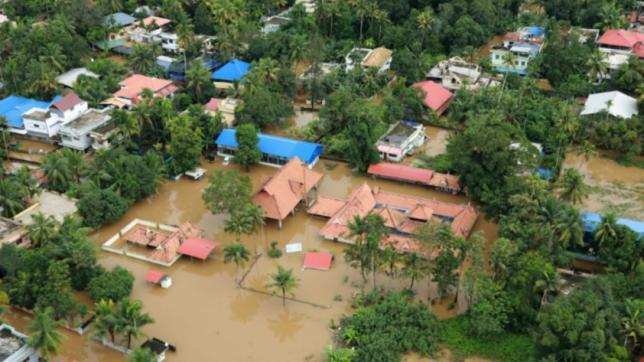 インドは災害支援を受け入れるべき