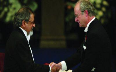 VS Naipaulの批判:植民地主義のための謝罪者