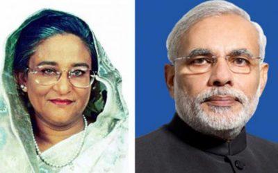 ハディーナ、モデー、インド・バングラのパイプラインを本日発足