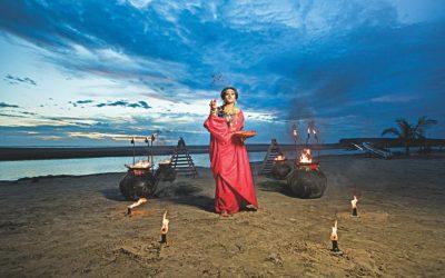 Durgaの祝福