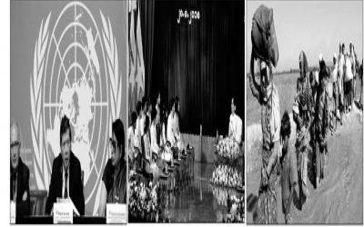 世界で最も迫害された少数派のロヒンギャ