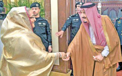 PMはサウジアラビアにBD投資の機会を提供するよう頼む