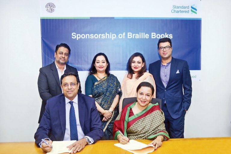 スタンダードチャータード銀行バングラデシュ、スポルソーと契約