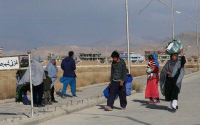 多くのアフガニスタン人は戦争終結のために米国を責める