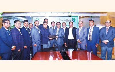 Fortis Group、Premier Bankと契約を締結