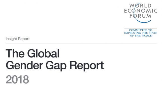 男女平等ランク、アジア2位