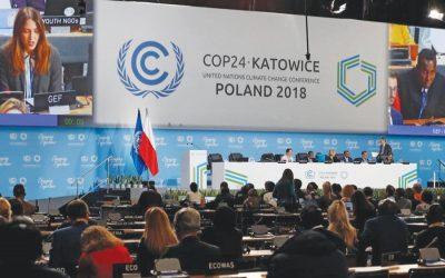 COP24と気候変動へのより大きな意識