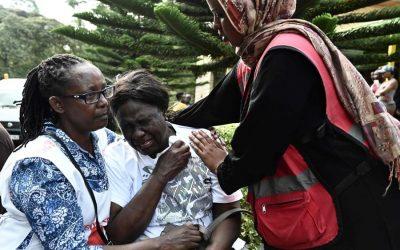 ケニア軍がすべての過激派ガンマンを殺す