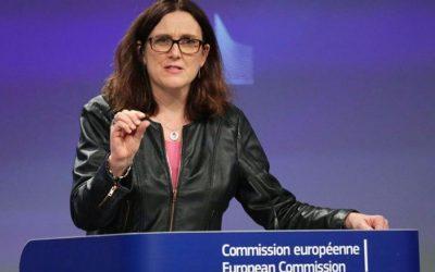 EU、「限定的」米国貿易協定の計画を発表