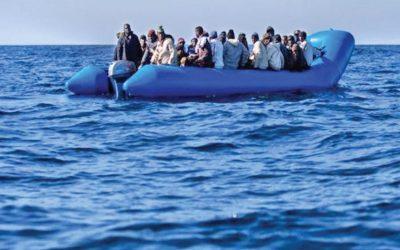 2つの地中海事件で行方不明の170人の移民