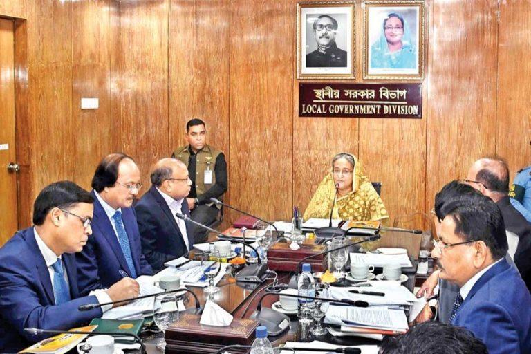 首相は、農地保護のためのUZマスタープランの作成を要請