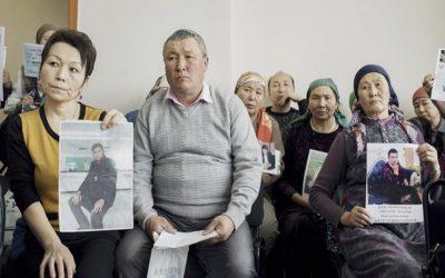 親戚は、イスラム教徒が中国で消えると答えを要求