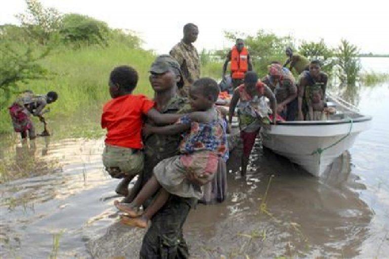 モザンビークの洪水が66人の命を奪う