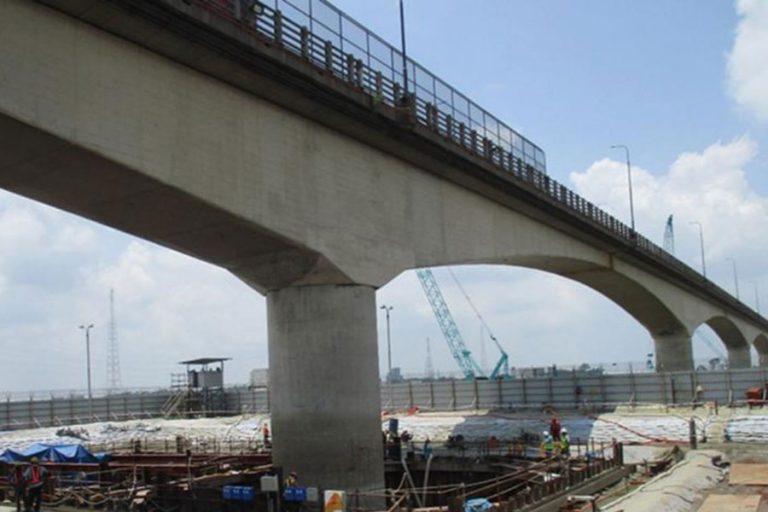 イード前に3橋開通