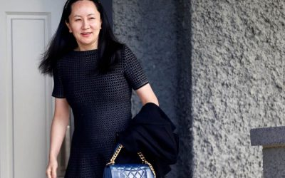 Huawei CFOの逮捕は中国で拘禁されているカナダ人と対照的です
