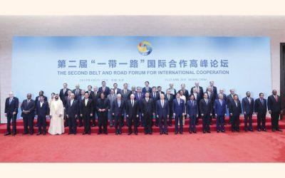 BRI  – 新たな国際経済秩序