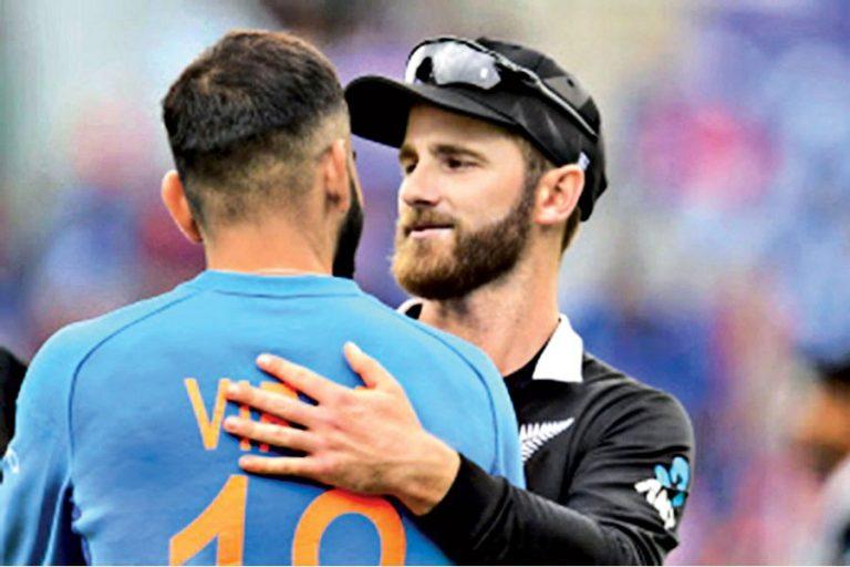 ニュージーランドはWC決勝に到達するためにインドをピップ