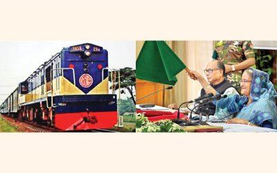 政府は電気高速列車を導入する計画