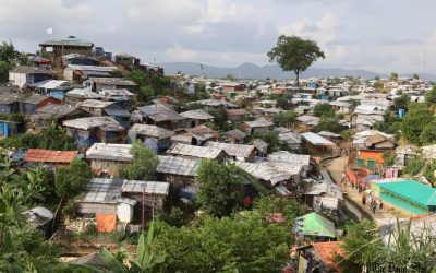 難民キャンプで3G、4G停止