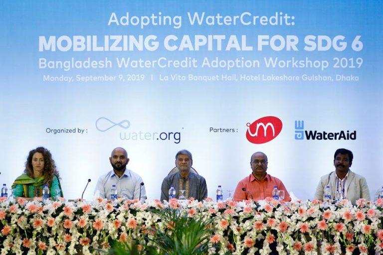 Water.orgがWaterCredit Adoption Progを開始