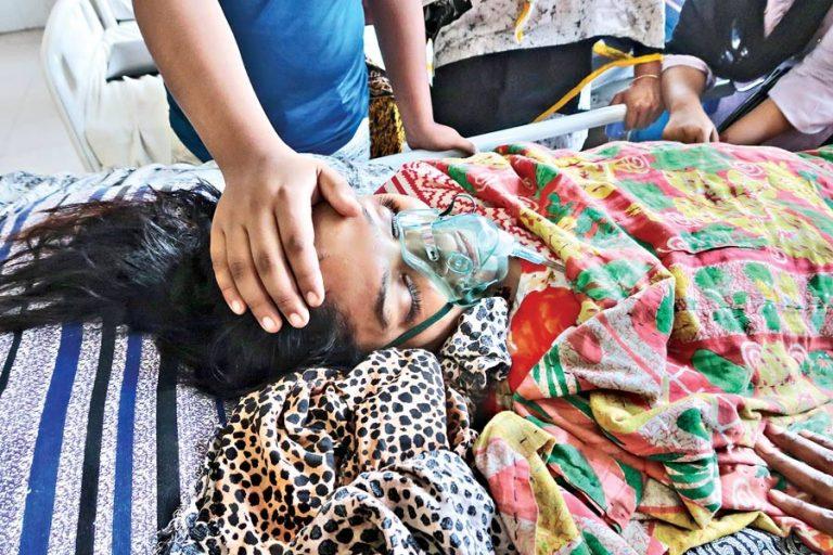 デング熱で死ぬ5人、さらに541人が病気