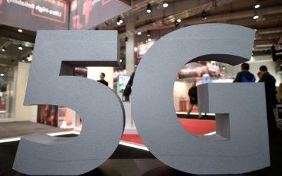 5Gに投資する日本の通信会社