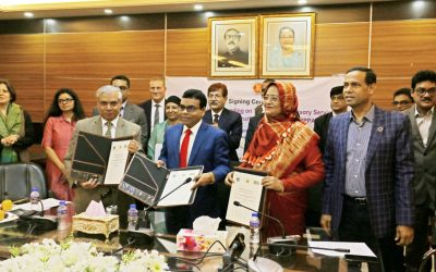 ADBと医療分野のMoU署名