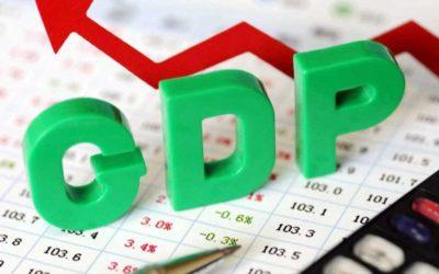 20年度GDP成長率は5.24%