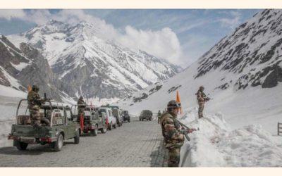 中国はインドに行方不明の兵士を返還するよう求める