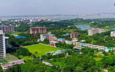 Daffodil InternationalUniversityがバングラデシュでオンライン教育と学習をどのように実現したか