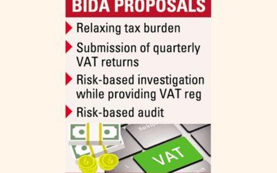 NBRはBIDAの提案却下