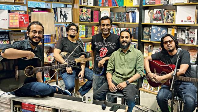 「ダッカセッション」は書店に音楽をもたらします