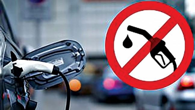 英国は2030年からガソリン、ディーゼル車を禁止する