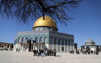 アラブ首長国連邦とイスラエルの入植者がエルサレムに共通点を見つける