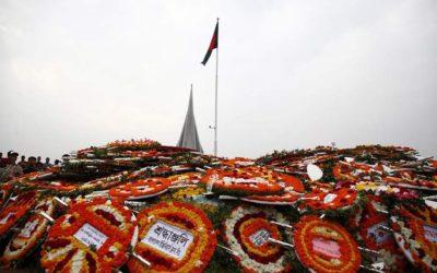 戦勝記念日の野外祝賀会中止
