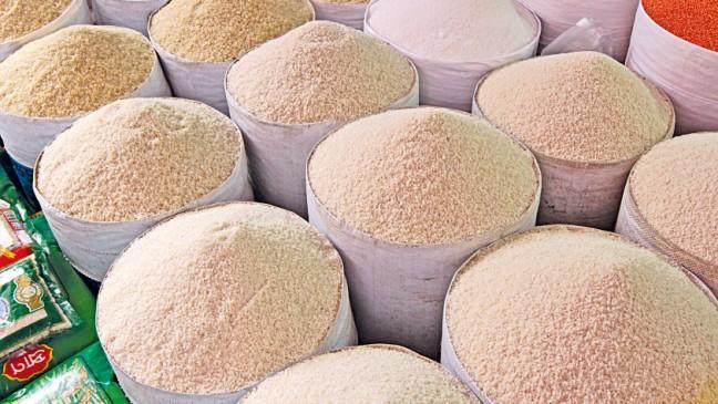 ミャンマーは1万トンの米を供給することに関心を示している