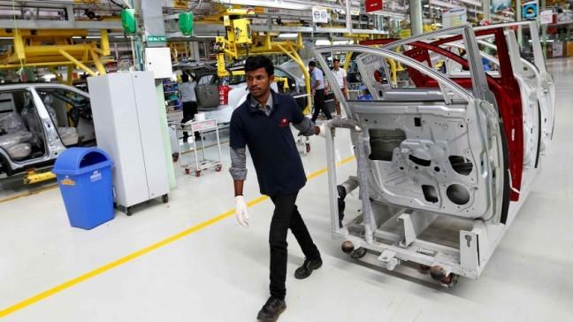 マヒンドラは農機具組立工場の設立に熱心