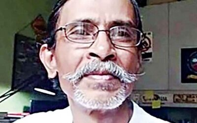 Mushtaq:DSAの最初の「殉教者」