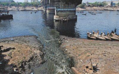 DoEは河川汚染者を止めなければなりません