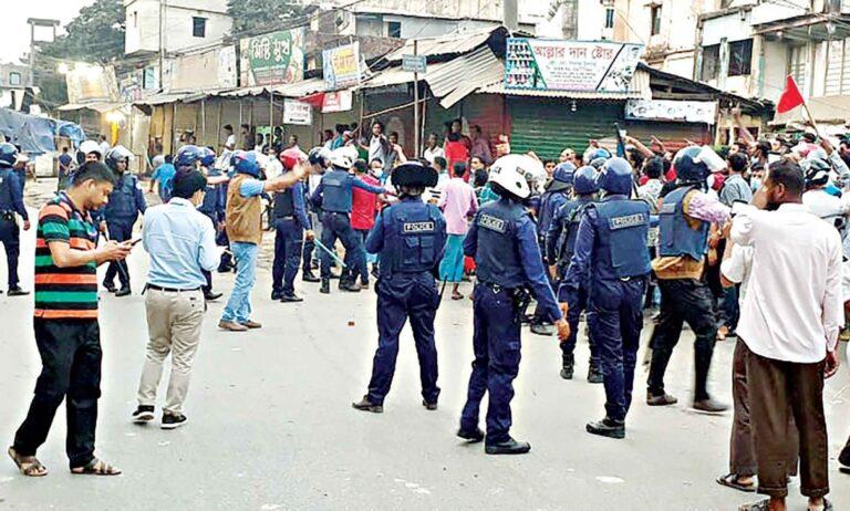 派閥衝突で1人死亡30人負傷