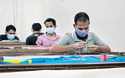 サバカーンは地元の職人に敬意を表する:ファッションの台頭する柱